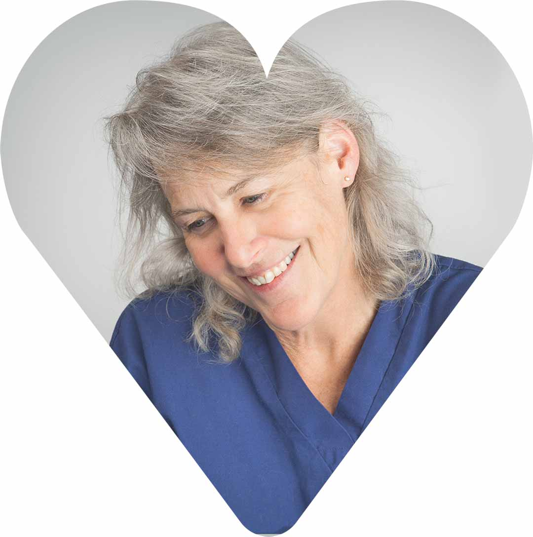 Susan Clair, RVT, CCRP, Animal Clinic Northview in North Ridgeville, OH